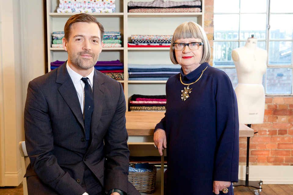 Great British Sewing Bee 2019 - William Gee