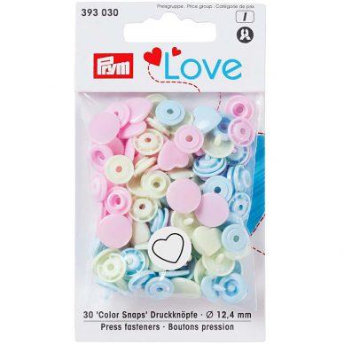 Prym Colour Snaps 939030 - William Gee UK