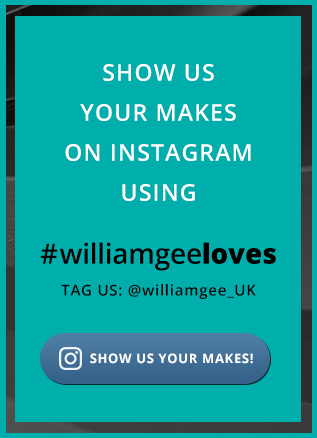 Show us your makes on Instagram - William Gee