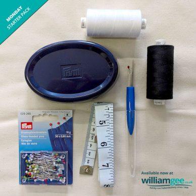 Monday Starter Pack - William Gee