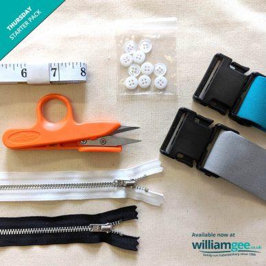 THURSDAY STARTER PACK - William Gee UK
