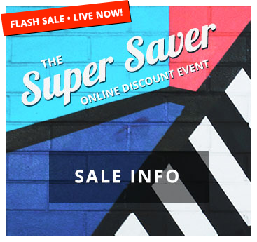 SuperSaver Flash Sale sidebar widget