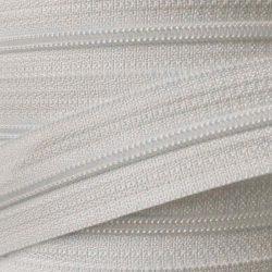 YKK-Nylon-No.3-Chain-in-White 501