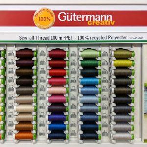 Gutermann Sew All rPet Sewing Thread - William Gee
