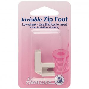 Hemline Invisible Zip Foot - William Gee Online