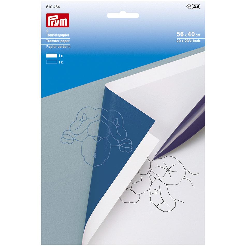 Hemline Dressmakers Tailors Carbon Paper Pack of 5 sheets 23 x 28 cm 70 x 24 cm