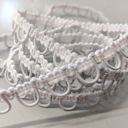 Bridal Button Looping - William Gee UK