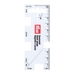 Prym Seam Gauge Transparent - 610732 - William Gee UK