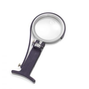 Prym Universal Magnifying Glass with Lamp LED 610380 - William Gee UK