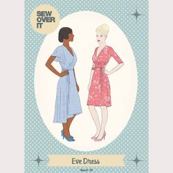Eve Dress Pattern - William Gee UK