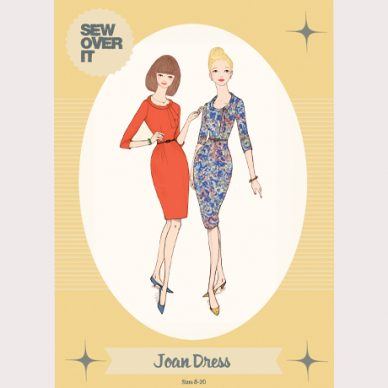 Joan Dress Pattern - William Gee UK
