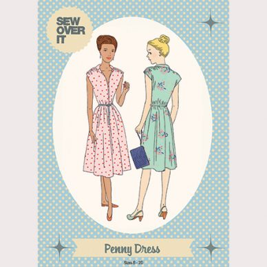Penny Dress Pattern - William Gee UK