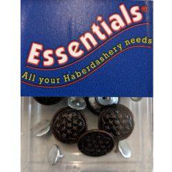 Essentials Tack Buttons - William Gee UK