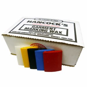 Hancocks Marking Wax - Box of 50 pieces - William Gee UK