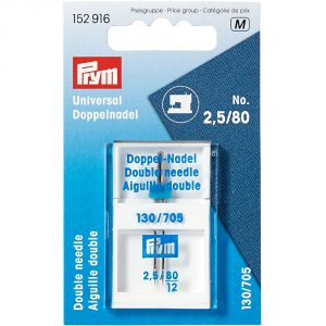 Prym Machine Universal Double Needle 152916 - William Gee