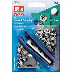Prym Sport and Camping Fastener 390201 - William Gee UK
