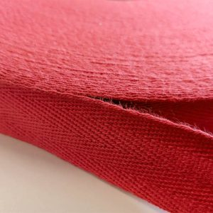 Red Cotton Webbing - William Gee UK