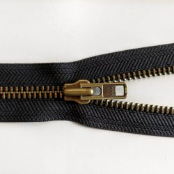 ykk-antique-no-8-zips-mgkbo86-open-ended-33cm-48cm-black-580-William-Gee