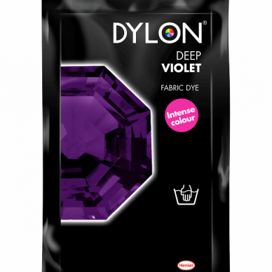 Dylon Hand Dye Deep Violet - William Gee UK