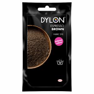 Dylon Hand Dye Espresso Brown - William Gee UK