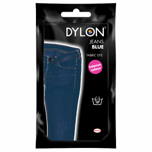 Dylon Hand Dye Jeans Blue - William Gee UK