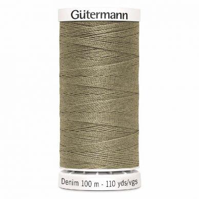 Gutermann Denim Thread Tkt 50 Beige - William Gee UK