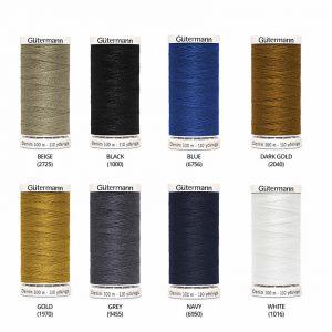 Gutermann Jeans Denim Threads Tkt 50 - William Gee UK