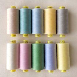 Pot Luck Mara Threads - Pastel Colour Set - William Gee UK