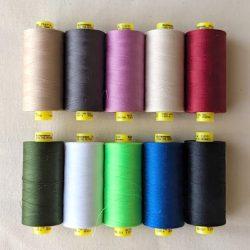 Pot Luck Mara Threads -Random Colour Set - William Gee UK