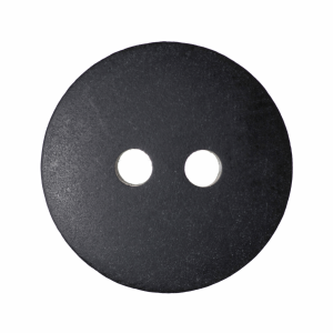 Matt Smartie Button 24 lignes 15mm Black