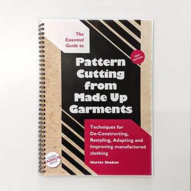 Pattern Cutting from Made Up Garments - William Gee UK
