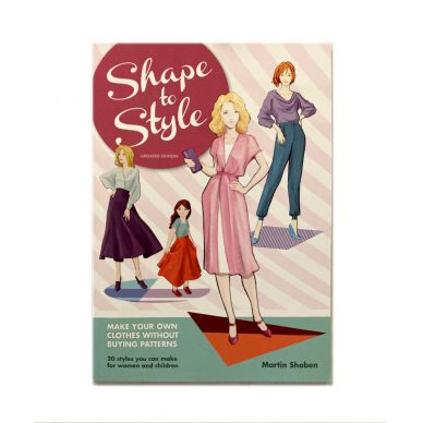 Shape to Style by Shoben - Front Cover - William Gee UK