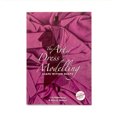 The Art of Dress Modelling by Shoben - Front Cover - William Gee UK