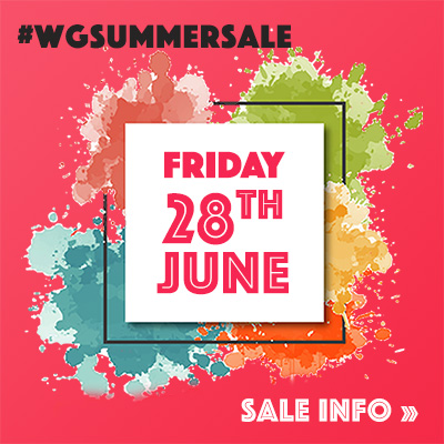 William Gee Widget Summer Sale