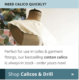 Buy Calico Online at William Gee UK