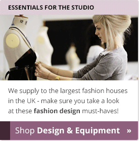 Buy Fashion Design Equipment and Workroom Tools Online at William Gee UK