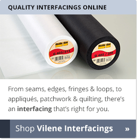 Buy Vilene Interfacings Online at William Gee UK