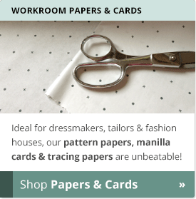 Buy Pattern Cutting Papers Online at William Gee UK