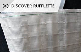 Discover Rufflette Curtain Accessories at William Gee