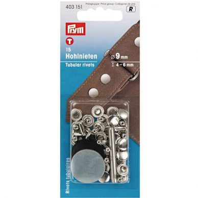 Prym Tubular Rivets 403151 - William Gee UK