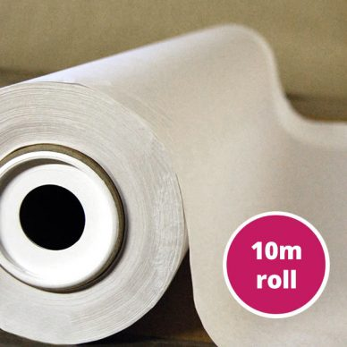White Marking Tracing Paper 10m roll - William Gee UK