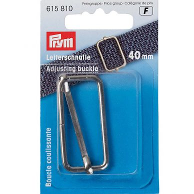 Prym Adjusting Buckle 40mm - William Gee UK