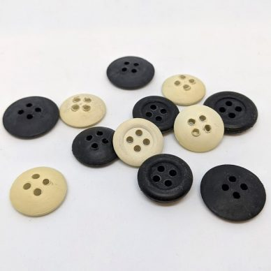 Rubber Buttons - William Gee UK