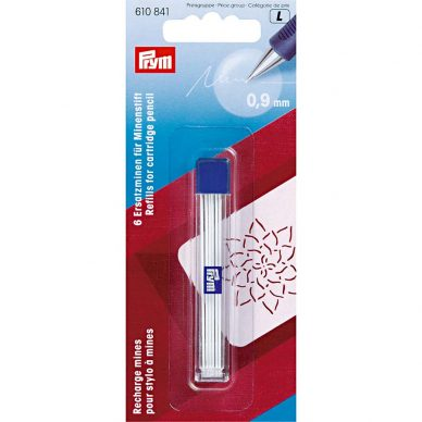 Prym Cartridge Pencil Refills 610841 - William Gee UK