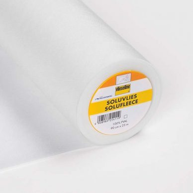 Vilene Solufleece Stabiliser - William Gee UK