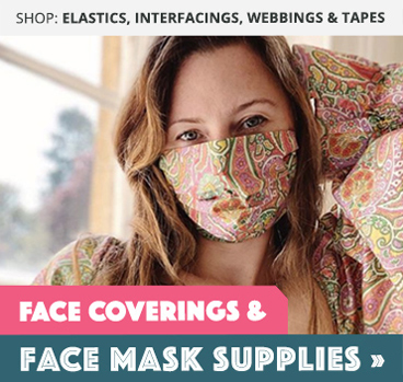Shop face coverings and face mask supplies at William Gee UK