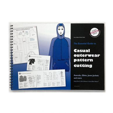 The Essential Guide to Casual Outerwear Pattern Cutting by Shoben - William Gee UK