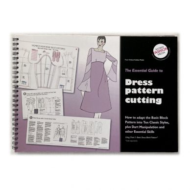 The Essential Guide to Dress by Shoben - Pattern Cutting Cover - William Gee UK