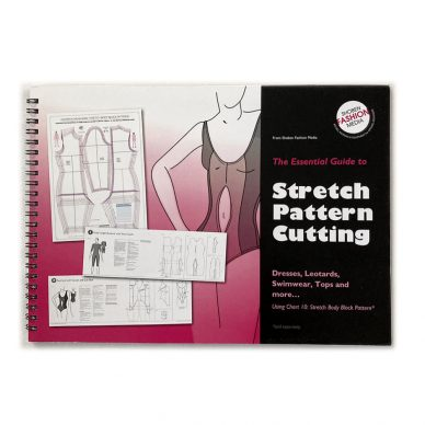 The Essential Guide to Stretch Pattern Cutting - by Shoben - William Gee UK