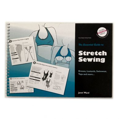 The Essential Guide to Stretch Sewing by Shoben - William Gee UK